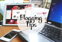 Blogging // Advice, Tips & Tricks / Collection of tips and advice to do with blogging. Ranging from design tips to keeping organised and Search Engine Optimising your blog!