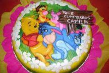 tortas de Disney