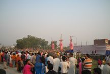 Indian Festivals / Information about various festivals celebrated in India