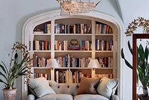 Bookshelves / I am slightly obsessed with building an extraordinary bookshelf for my home / by Tarah Collins