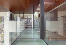 Glass floors / Glass floors