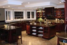 Dream Home - Kitchen / by Heather Ray