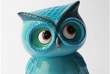 Owl Love! ;;) / by Manju Menon