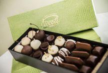 Il nostro lato dolce / Cioccolatini e pasticcini artigianali