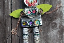 Recycle Blikken- Tin cans