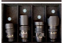 Organize Camera Gear