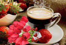 dobrą kawę