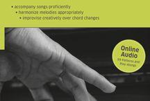 Pianohitit - säestä helposti pianolla