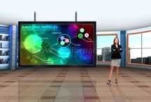 Education Virtual Sets