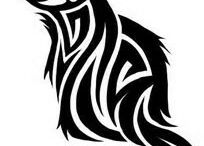 Schite animale, simboluri