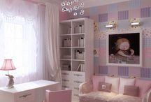 Girl Bedroom Design Ideas / All About Girl Bedroom Design | Girl Bedroom Design | Girl Bedroom Ideas | Girl Bedroom DIY | GirlBedroom Decor