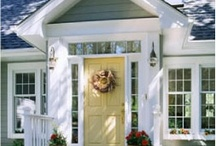 House Exteriors / by Missi Shumer