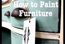 Home: DIY Furniture and Decor / by Erica Voll