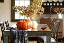 Fall & Thanksgiving / by Patty Harmes Lee