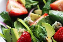Salads / by Bryant N Kristi Neibaur