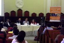 """Conferencia Internacional LALICS 2013 / Los días 11 y 12 de noviembre de 2013 se llevó a cabo La Primera Conferencia Internacional LALICS 2013 """"Sistemas Nacionales de Innovación y Políticas de CTI para un Desarrollo Inclusivo y Sustentable"""" en Río de Janeiro, Brasil."""