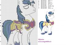Cross Stitch-My Little Pony.