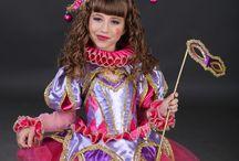 костюмы в цирковую