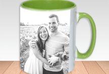Mok met foto / Uw eigen afbeelding op een mok laten drukken? Bekijk hier de leukste voorbeelden en maak nu uw eigen mok!