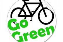 Go green, be smart: bike!