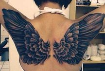 tattoo wing's for men and women