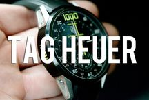 Tag Heuer / The #Professional: Tag Heuer