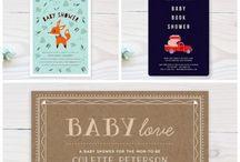 Gender Neutral Baby Shower Inspiration
