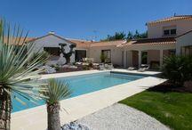 Locations avec piscine / http://www.gites-bretagne-sud.fr/locations-de-vacances-avec-piscine.html