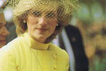 Diana in yellow