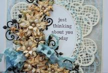 Heartfelt creations cards / by Linda Maitland