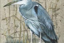 Helen Welsh / Original artwork. Acrylic on linen