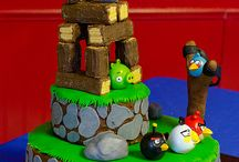 Party ideas ( angry birds )