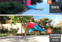 At Home Workouts (no equipment required)