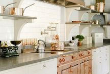Kitchen Ideas / Whats Hot for 2016