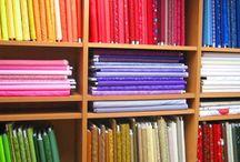 Patchwork / Teles de cotó especials per fer manualitats de Patchwork // Tejidos de algodón especiales para manualidades de Patchwork // Special cotton fabrics crafts Patchwork.