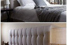 Amanda's bed heads