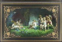Картинки для декора шкатулок