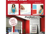 Paint  Must Haves / When it's time to paint , don't start with out these / by Julie Caliel Boney MYSMALLWALL