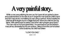 Sad stories / quotes