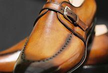 Men's formal shoes / Collection of men's formal shoes