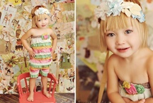 Kids clothes&accessories I like & want to mkae / by Joella House