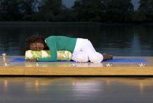 Sleep, Peace, and Yoga