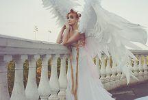 Traje de ángel