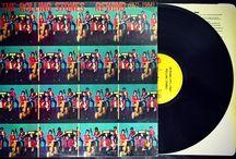 Vinyl Collection / Moje sbírka gramodesek - postupně doplňuji o nové a nové tituly