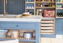 Kitchen Larder and Pantry Inspiration