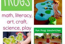 Preschool Animal Science