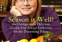 Healthy Holiday & Entertaining Recipes / Great, delicious entertaining foods. All Gluten Free. Many Paleo., Dairy, soy and corn free.