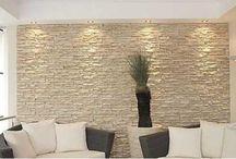 Taş Duvar Dekorasyon