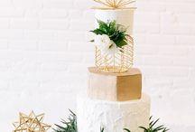 Shaped Wedding Cakes