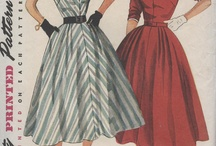SEWING COMMERCIAL PATTERNS
